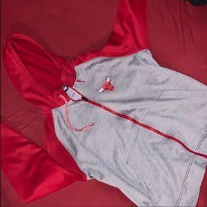 Chicago Bulls Zip Jacket